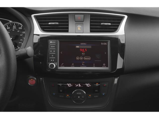 2019 Nissan Sentra Pictures Sentra NISMO Manual photos stereo system