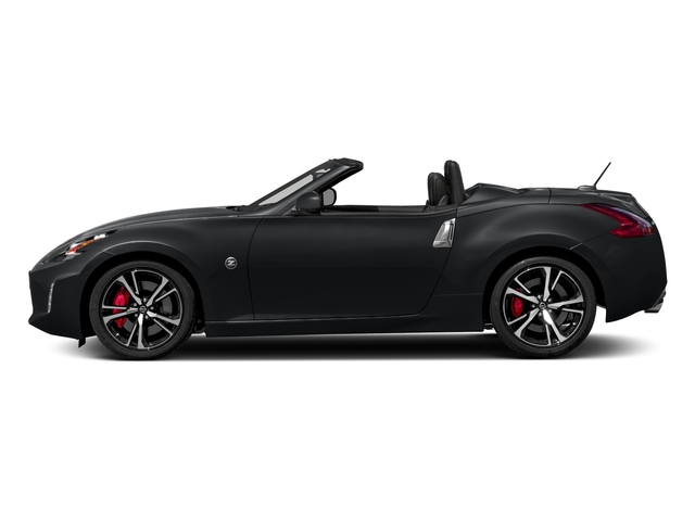 2019 Nissan 370Z Roadster Base Price Auto Pricing side view