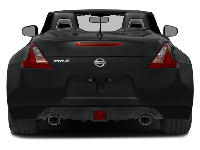 2019 Nissan 370Z Roadster Base Price Auto Pricing rear view