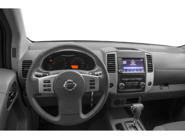 2019 Nissan Frontier Base Price King Cab 4x2 S Manual Pricing driver's dashboard