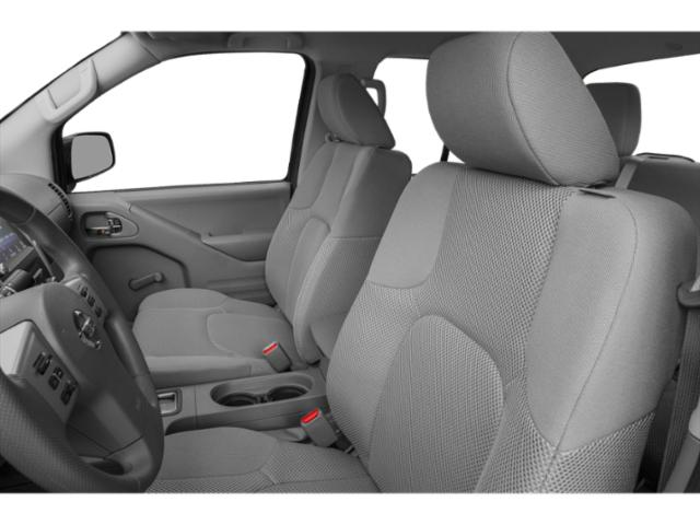 2019 Nissan Frontier Base Price King Cab 4x2 S Manual Pricing front seat interior