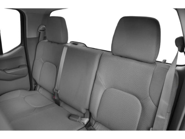 2019 Nissan Frontier Base Price King Cab 4x2 S Manual Pricing backseat interior