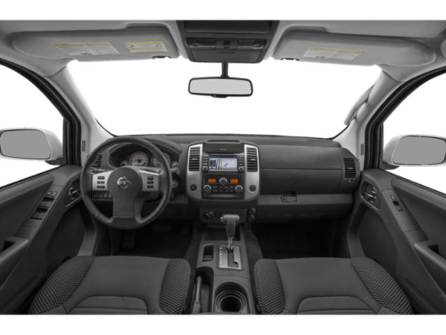 2019 Nissan Frontier Base Price King Cab 4x2 S Manual Pricing full dashboard