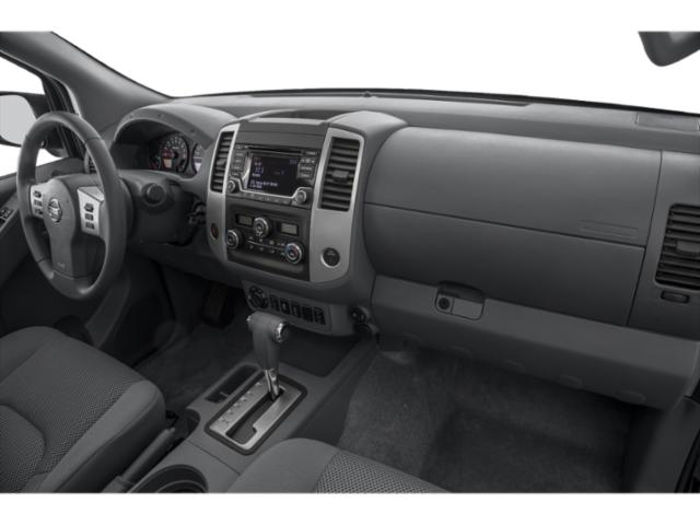 2019 Nissan Frontier Base Price King Cab 4x2 S Manual Pricing passenger's dashboard