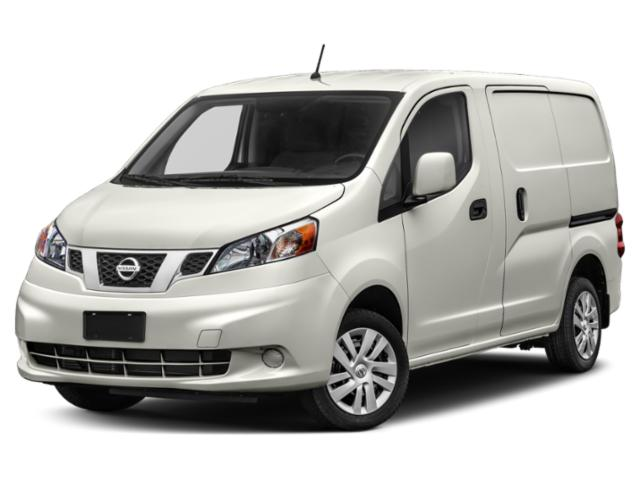 2019 Nissan NV200 Compact Cargo Pictures NV200 Compact Cargo I4 S photos side front view