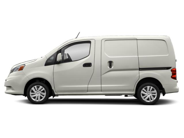 2019 Nissan NV200 Compact Cargo Pictures NV200 Compact Cargo I4 S photos side view