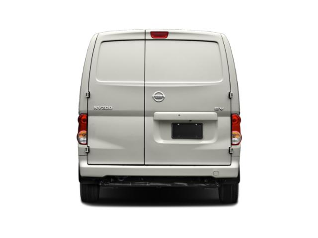 2019 Nissan NV200 Compact Cargo Pictures NV200 Compact Cargo I4 S photos rear view