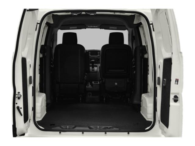 2019 Nissan NV200 Compact Cargo Pictures NV200 Compact Cargo I4 S photos open trunk