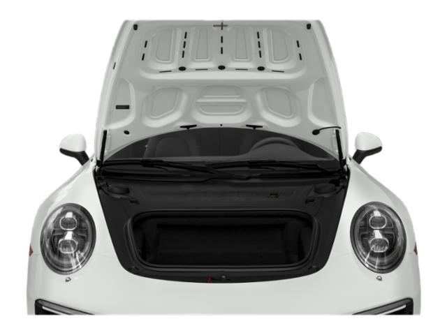 2019 Porsche 911 Base Price GT3 RS Coupe Pricing open trunk