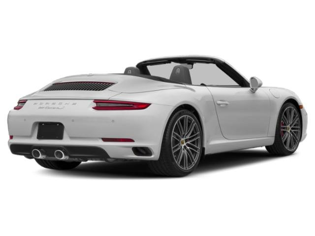 2019 Porsche 911 Base Price GT3 RS Coupe Pricing side rear view