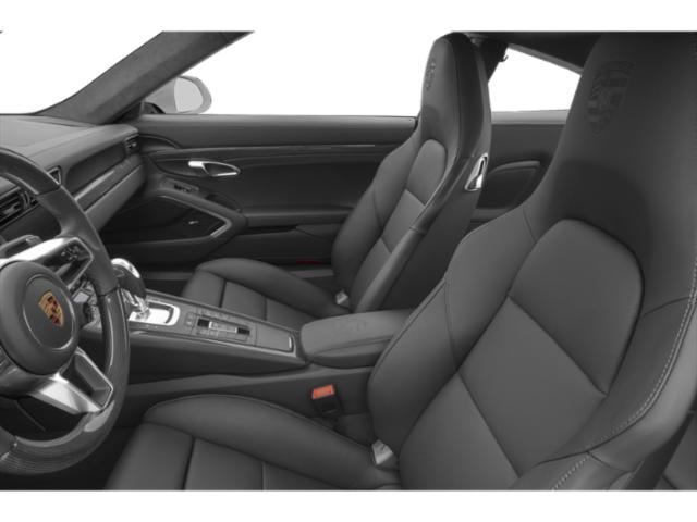 2019 Porsche 911 Base Price GT3 RS Coupe Pricing front seat interior