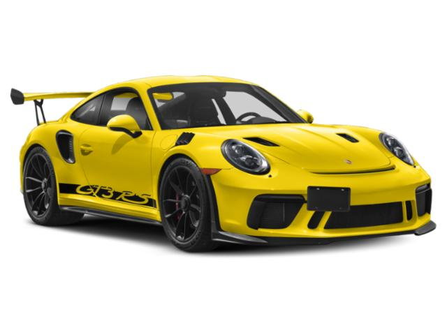 2019 Porsche 911 Base Price GT3 RS Coupe Pricing side front view