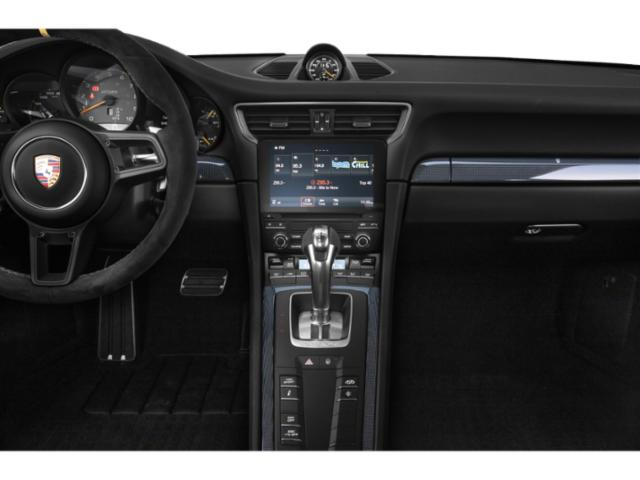 2019 Porsche 911 Base Price GT3 RS Coupe Pricing stereo system