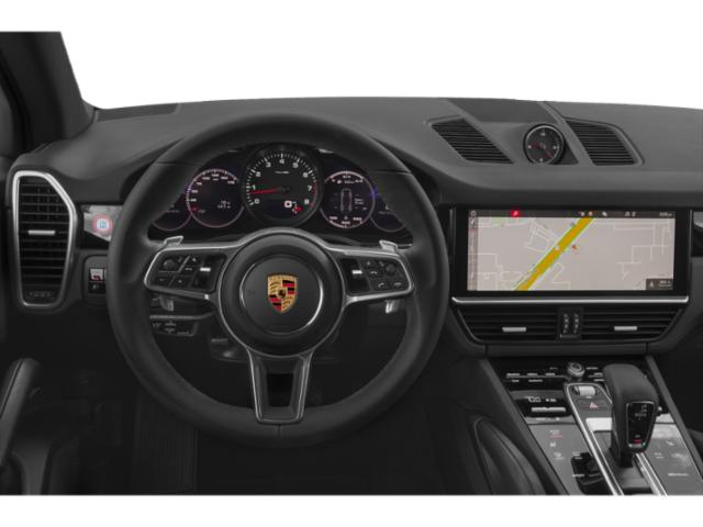 2019 Porsche Cayenne Base Price AWD Pricing driver's dashboard