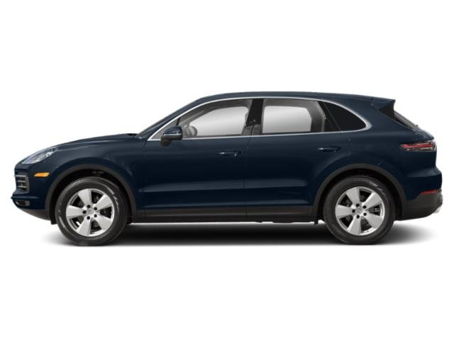 2019 Porsche Cayenne Base Price S AWD Pricing side view