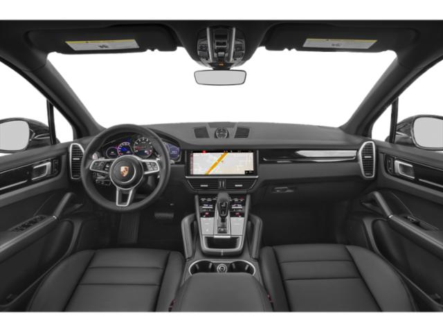 2019 Porsche Cayenne Base Price AWD Pricing full dashboard