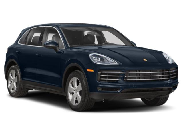 2019 Porsche Cayenne Base Price S AWD Pricing side front view