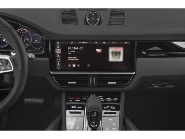 2019 Porsche Cayenne Base Price S AWD Pricing stereo system