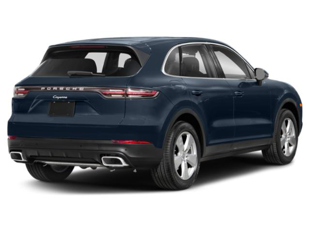 2019 Porsche Cayenne Base Price AWD Pricing side rear view