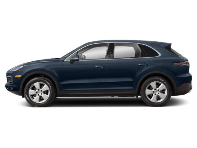 2019 Porsche Cayenne Base Price AWD Pricing side view