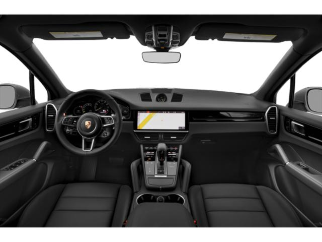 2019 Porsche Cayenne Base Price E-Hybrid AWD Pricing full dashboard