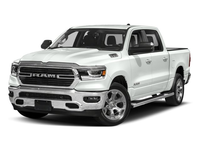 2019 Ram Truck 1500 Base Price Tradesman 4x2 Crew Cab 5'7 Box Pricing side front view