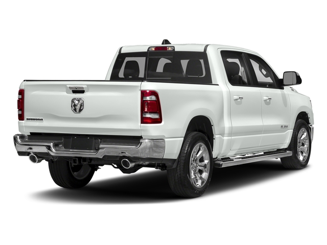 2019 Ram Truck 1500 Base Price Tradesman 4x4 Crew Cab 5'7 Box Pricing side rear view