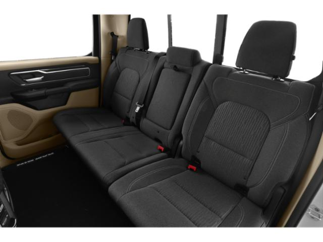 2019 Ram Truck 1500 Base Price Longhorn 4x4 Crew Cab 5'7 Box Pricing backseat interior