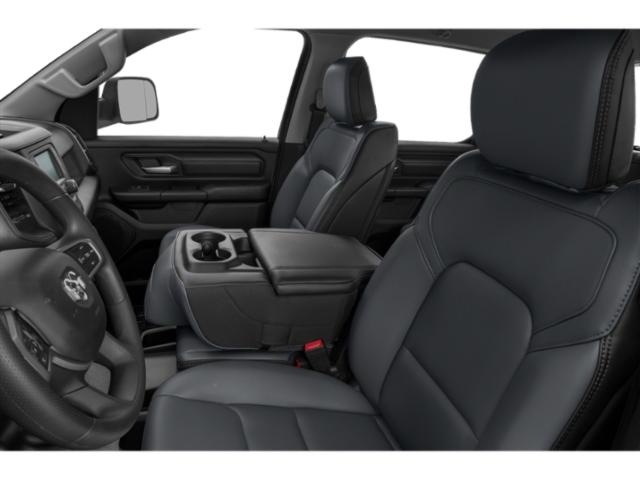 2019 Ram Truck 1500 Base Price Longhorn 4x4 Crew Cab 5'7 Box Pricing front seat interior