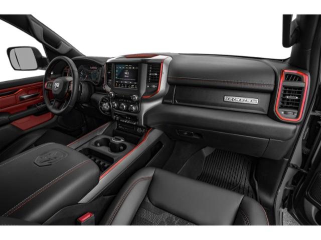2019 Ram Truck 1500 Base Price Longhorn 4x4 Crew Cab 5'7 Box Pricing passenger's dashboard