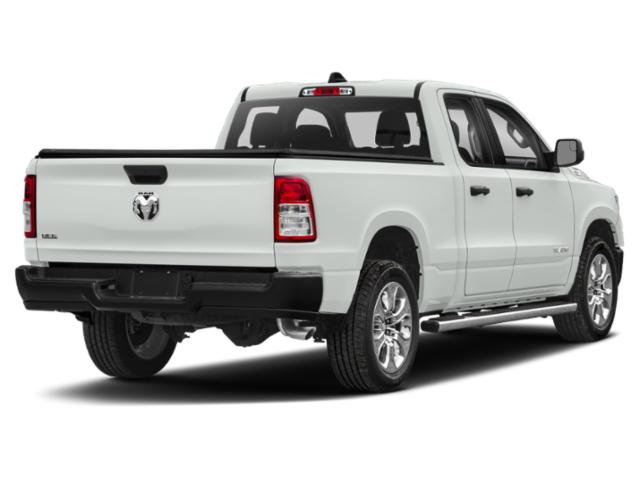 2019 Ram Truck 1500 Base Price Longhorn 4x2 Crew Cab 5'7 Box Pricing side rear view