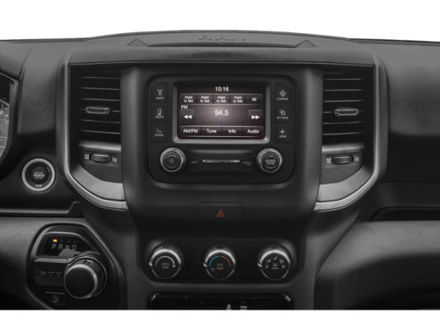 2019 Ram Truck 1500 Base Price Longhorn 4x4 Crew Cab 5'7 Box Pricing stereo system