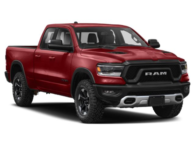 2019 Ram Truck 1500 Base Price Longhorn 4x2 Crew Cab 5'7 Box Pricing side front view