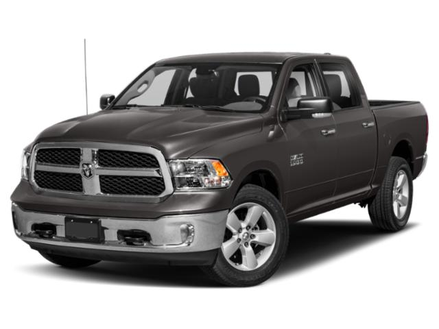 2019 Ram Truck 1500 Classic Pictures 1500 Classic Express 4x2 Quad Cab 6'4 Box photos side front view