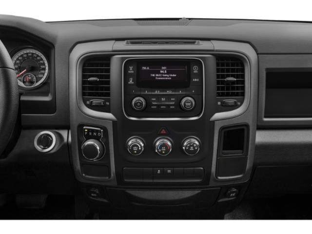 2019 Ram Truck 1500 Classic Base Price Big Horn 4x4 Quad Cab 6'4 Box Pricing stereo system