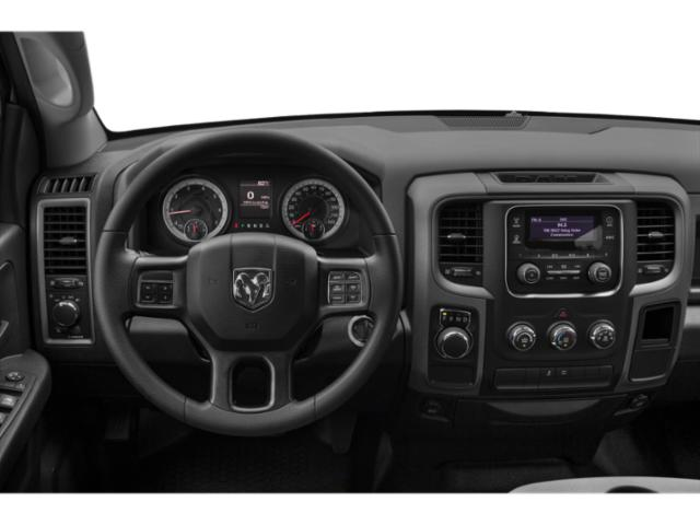 2019 Ram Truck 1500 Classic Base Price Big Horn 4x4 Quad Cab 6'4 Box Pricing driver's dashboard