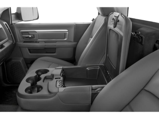 2019 Ram Truck 1500 Classic Pictures 1500 Classic SLT 4x2 Crew Cab 5'7 Box photos center storage console