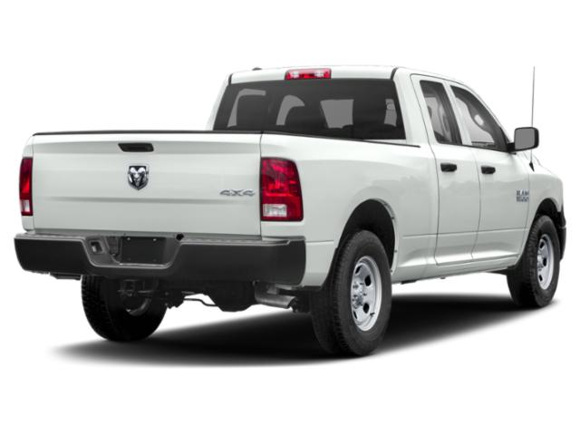 2019 Ram Truck 1500 Classic Base Price Big Horn 4x4 Quad Cab 6'4 Box Pricing side rear view
