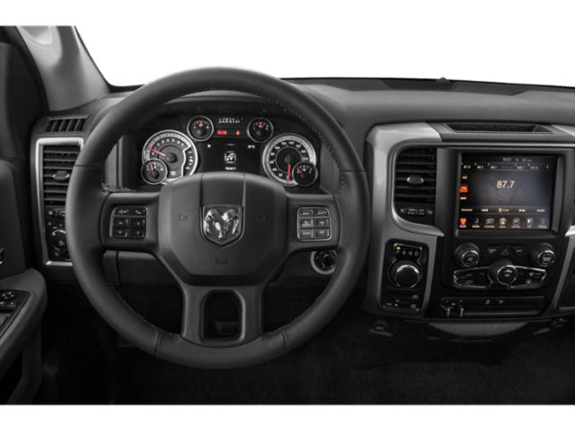 2019 Ram Truck 1500 Classic Base Price Tradesman 4x4 Quad Cab 6'4 Box Pricing driver's dashboard