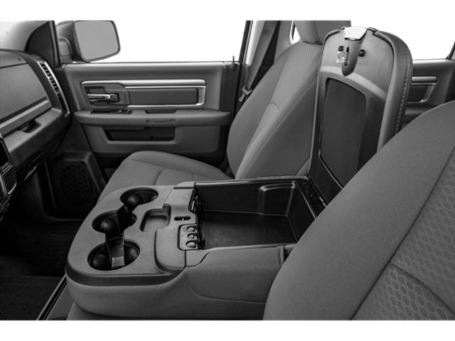 2019 Ram Truck 1500 Classic Base Price Lone Star 4x2 Quad Cab 6'4 Box Pricing center storage console