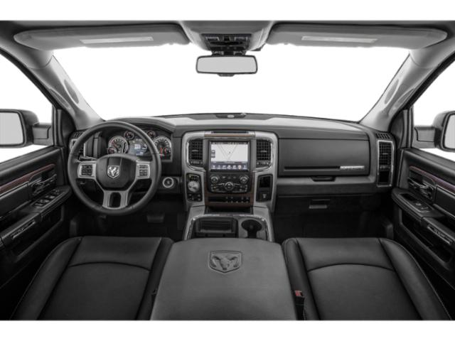 2019 Ram Truck 1500 Classic Base Price Tradesman 4x4 Quad Cab 6'4 Box Pricing full dashboard