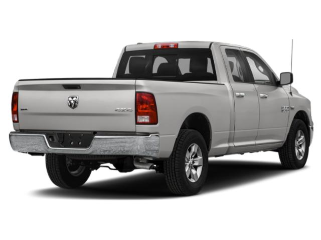 2019 Ram Truck 1500 Classic Base Price Tradesman 4x4 Quad Cab 6'4 Box Pricing side rear view