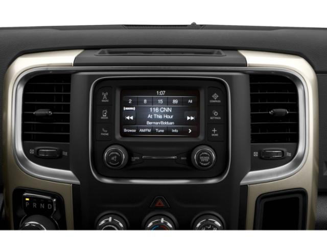 2019 Ram Truck 1500 Classic Base Price Lone Star 4x2 Quad Cab 6'4 Box Pricing stereo system