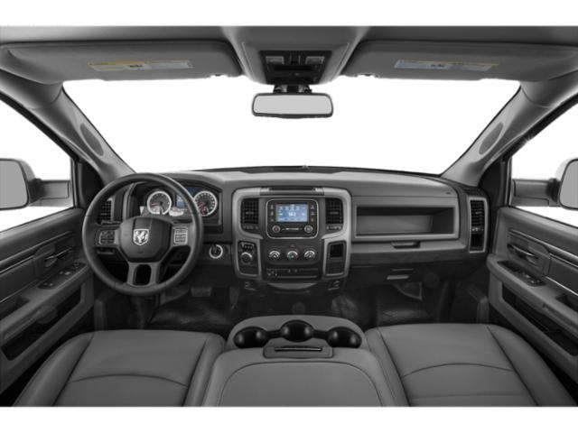 2019 Ram Truck 1500 Classic Pictures 1500 Classic Tradesman 4x2 Crew Cab 6'4 Box photos full dashboard