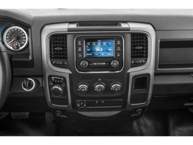2019 Ram Truck 1500 Classic Base Price Tradesman 4x4 Quad Cab 6'4 Box Pricing stereo system