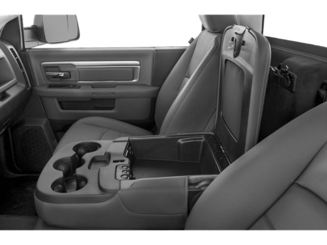 2019 Ram Truck 1500 Classic Pictures 1500 Classic Tradesman 4x2 Crew Cab 6'4 Box photos center storage console