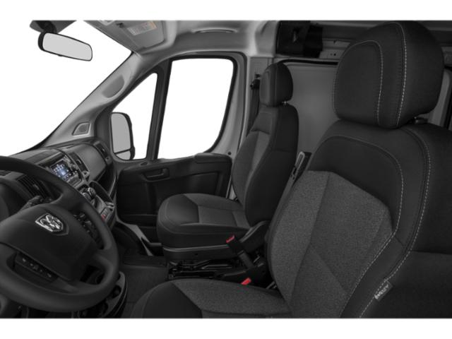 2019 Ram Truck ProMaster Cargo Van Pictures ProMaster Cargo Van 1500 High Roof 136 WB photos front seat interior