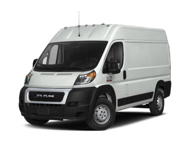 2019 Ram Truck ProMaster Cargo Van Base Price 2500 High Roof 159 WB Pricing