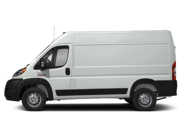 2019 Ram Truck ProMaster Cargo Van Base Price 2500 High Roof 159 WB Pricing side view