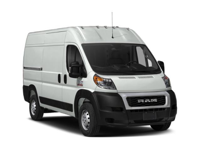 2019 Ram Truck ProMaster Cargo Van Base Price 2500 High Roof 159 WB Pricing side front view